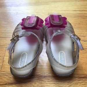 Mini Melissa Shoes - Mini Melissa ice cream jelly sandals
